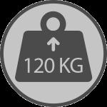 Weight 120kgs